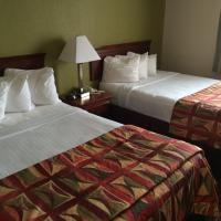 Queen Room with Roll-in Shower - Non-Smoking/Disability Access