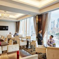 Club Double or Twin Room with City View