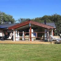 Three-Bedroom Holiday Home Granstien with a Sauna 05