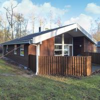 Hotel Pictures: Four-Bedroom Holiday Home Skovkanten with a Sauna 06, Hasle