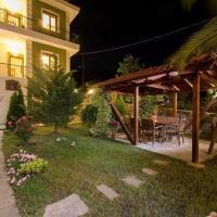 Studio with private patio