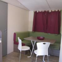 Three bedroom Mobile Home Samedi (6/7 Persons)
