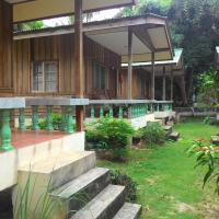 Double Bungalow with Fan - Type B