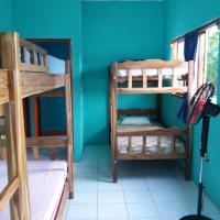 Bed in Dormitory Room