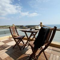 Double Room with Sea View and Terrace