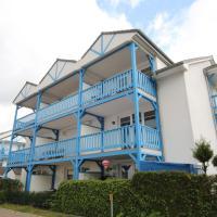 Hotellbilder: Ferienwohnung Osterholz, Baabe