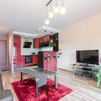 One-Bedroom Apartment with Balcony (4 Adults) - ul. Toruńska 18