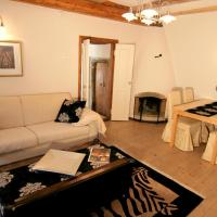 Deluxe Two-Bedroom Apartment with Terrace