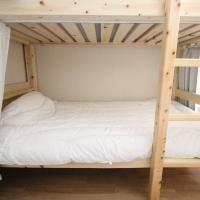 Economy Bed in 6-Bed Female Dormitory Room