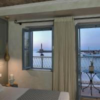 Superior Twin Room with Venetian Harbour View