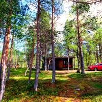 Cottage with Sauna and Shared Bathroom