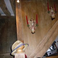 Hotel Pictures: Logis Seigneurial De La Juquaise, Saint-Laurent-des-Mortiers