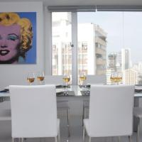 Hotel Pictures: Oceanfront Penthouse, Cartagena de Indias