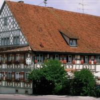 Hotelbilleder: Landgasthof zum Adler, Lippertsreute