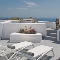 Executive Suite with Terrace and Sea View and Heated Outdoor Jacuzzi