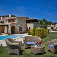 Queen Four-Bedroom Villa with Private Pool