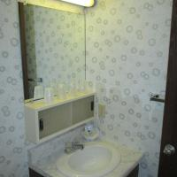 First Floor Double Room - Family Only Section with Children - Kitchenette - Non Smoking