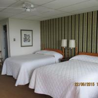 Second Floor Double Room with Ocean View - Adult Section (No Children)- Kitchenette - Non Smoking