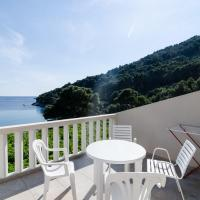 One-Bedroom Apartment with Balcony and Sea View ( 5 Adults )