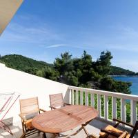 One-Bedroom Apartment with Balcony and Sea View ( 4 Adults )