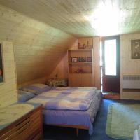Family Room with Balcony