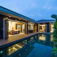 Indian Ocean Villa with Private Pool