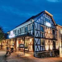 Hotelbilleder: Hotel Burgcafe, Dattenfeld