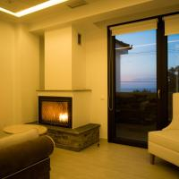 Deluxe Suite with Sea View and spa bath