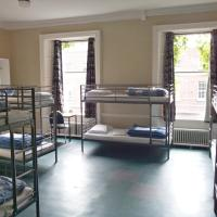 Bed in Dormitory Room with Shared Bathroom (10 Adults)