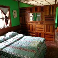 Hotel Pictures: Albergue Turistico Tapanti, Cima