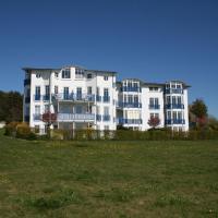 Hotellikuvia: Villa Columba - Ferienwohnung 61, Ostseebad Sellin