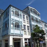 酒店图片: Seepark Sellin - Haus Baabe - FeWo 431, 奥斯赛拜-塞林