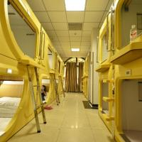 Mainland Chinese Citizens – Bunk Bed in Male Dormitory Room