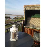 Hotel Pictures: Residenz am Balmer See - FeWo 53, Balm