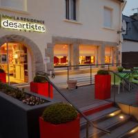 Hotel Pictures: Hôtel La Résidence des Artistes, Roscoff