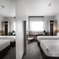 Twin Room with Two King Single Beds