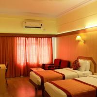 Economy Double or Twin Room with Fan