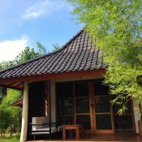 Wooden Bungalow with Private Garden