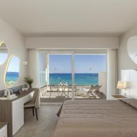 Executive Family Room with Balcony and Sea View (2 Adults + 2 Children)