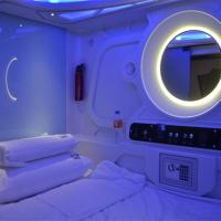 Capsule in Mixed Dormitory Room