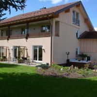 Hotel Pictures: Pension Hochberg, Scheidegg