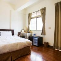 Double Room with Terrace and Public Bathroom