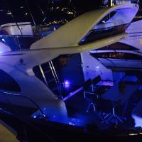Three Cabin Yacht