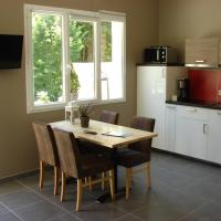 Two-Bedroom House Ground Floor  (3-5 Persons)