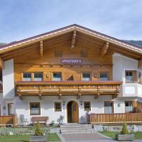 Hotel Pictures: Apartment Ferienwohnung Bacher, Vorderkrimml