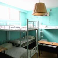 Bed in 10-12 Bed Male Dormitory Room