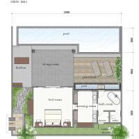 One-Bedroom Pool Villa