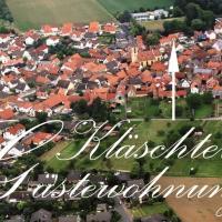 Hotel Pictures: Klaschter Gastewohnung, Groß-Umstadt