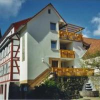 Hotelbilleder: Ferienwohnung Schlossblick, Reichelsheim