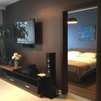 Superior One-Bedroom Apartment with City View